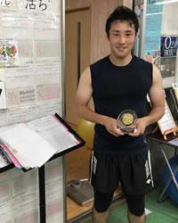 岩崎様 マシン&トレーニングプログラム